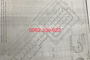 Còn 1 lô duy nhất mặt đường Tô Hiệu khu đấu giá Lê Cao Nghĩa trụ giá thoả thuận, 0982.339.622