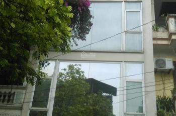 Cho thuê BT liền kề khu ĐTM Cầu Giấy làm VP, KD, nhà trẻ, spa. DT: 120m2 x 6 tầng, 50tr/tháng