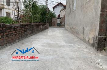 Siêu rẻ 50m2 đất xóm 3, ngõ ô tô ngay trung tâm xã Đông Dư, Gia Lâm. LH 097.141.3456