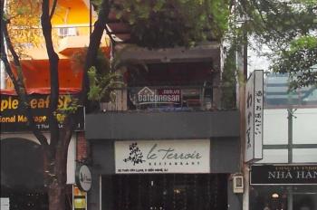 Cho thuê nhà góc 2 MT Phan Đăng Lưu, Q.PN, 8x20m, sàn 640m2, 3 lầu, giá 120tr/th