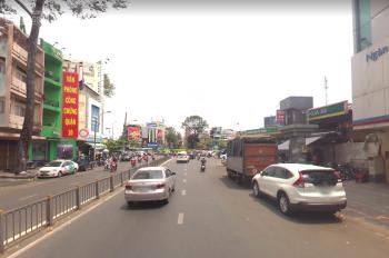 Cho thuê nhà góc 2MT Lê Hồng Phong, Q10, 8x20m, 165tr/th