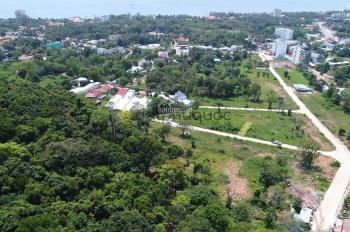 Đất đường Trần Hưng Đạo, Phú Quốc, view biển, giá tốt