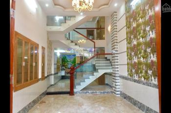 Bán nhà hẻm 496/ Dương Quảng Hàm, P5, Gò Vấp, DT: 5x15m, nhà 2 lầu, giá: 6.7 tỷ, TL, LH: 0934619267