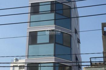 Cho thuê nhà 5 lầu có thang máy mặt tiền đường Xuân Hồng, P. 4, Q. Tân Bình