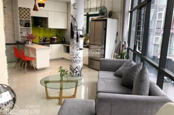 Cho thuê nhà từ tầng 2 - tầng 6 MP Xã Đàn gồm 3PN thiết kế hiện đại, có TM, đủ đồ, giá 17 tr/th