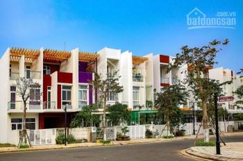 Cho thuê nhà phố nguyên căn Euro Village view sông, ngay TTTP, 3 tầng, 3PN khép kín, giá 32tr/tháng