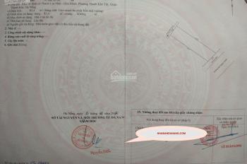 Bán nhà mặt tiền Dũng Sỹ Thanh Khê, Thanh Khê. DT: 83.4m2, cấp 4, giá 4,49 tỷ