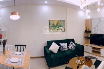 Cần bán căn hộ 48m2, mới 100%, pháp lý sổ hồng, có thể vay bank, giá gốc CĐT, tại trung tâm Quận 7