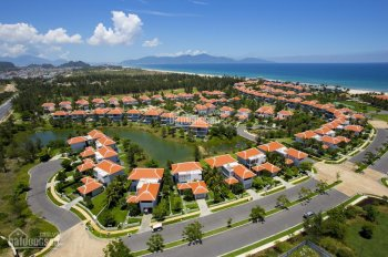 Biệt thự cao cấp One River Villas mặt tiền sông với ưu thế tọa sơn hướng thủy thu hút giới siêu gàu