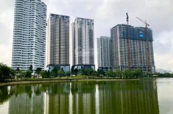 Bán căn 87m2 tòa N01 - T5, khu Ngoại Giao Đoàn, ban công view hồ, nhận nhà ngay (0975.974.318)