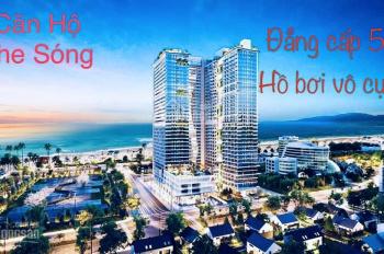 Bán căn hộ The Sóng Vũng Tàu view biển giá nội bộ 2 phòng ngủ cực hiếm tầng cao 0888859911