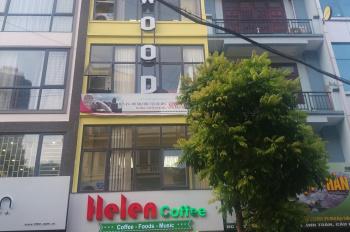 Mặt phố Dịch Vọng Hậu, diện tích 60m2 x 6 tầng thông có thang máy, mặt tiền 4,5m cạnh phố Duy Tân