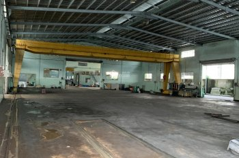 Cho thuê kho xưởng mới xây nagy mặt tiền xã Lương Bình gần KCN Thịnh Phát, Bến Lức, Long An