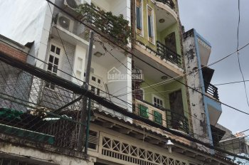 Bán nhà hẻm 6m Nguyễn Duy Cung, DT: 5x20m, 2 lầu, giá 5.25 tỷ. LH: 0915.032.121