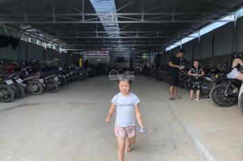 Bán nhà xưởng sổ xanh, DT 461m2, ngõ 238 Âu Cơ, Tây Hồ, Hà Nội, đất đã dựng xưởng 1 tầng