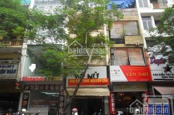 Bán gấp nhà mặt tiền đường Đinh Công Tráng, Tân Định, Quận 1. 4x16m giá chỉ 20 tỷ