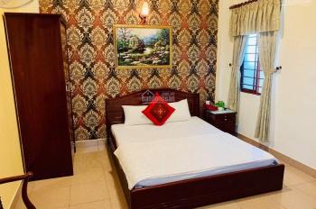 Cho thuê khách sạn Mặt Tiền phường 2 có thang máy 18 phòng Giá thuê 35 Triệu