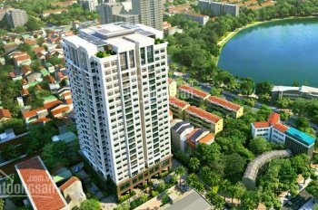 Bán căn hộ chung cư Platinum Residences, 6 Nguyễn Công Hoan căn góc diện tích 129m2