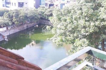 Nhà đẹp Tây Sơn, kinh doanh, view hồ điều hòa, 45m2 x 5 tầng x MT 4.2m. Giá 8 tỷ, 0941331182