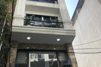 Chính chủ bán nhà mặt phố 6 tầng mới xây, view đẹp tại Hoa Bằng, Yên Hòa, Cầu Giấy