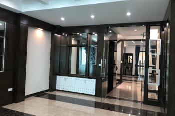 Chính chủ bán gấp nhà mặt phố 6 tầng mới xây, view cực đẹp tại Hoa Bằng, Yên Hòa, Cầu Giấy