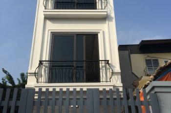 Bán nhà riêng 54m2 x 4.5 tầng, mới xây tổ 10, Thạch Bàn, Long Biên - LH 0989849472