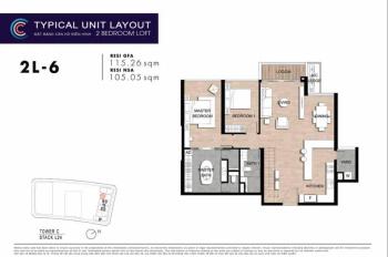 Bán gấp căn hộ 2 phòng ngủ dự án Metropole Thủ Thiêm giá tốt nhất thị trường hiện nay