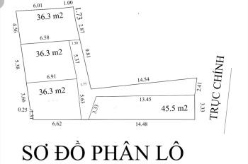 Đất nền tiềm năng thổ cư sổ đỏ chính chủ tại xã La Phù, Hoài Đức, Hà Nội, đã được phân lô