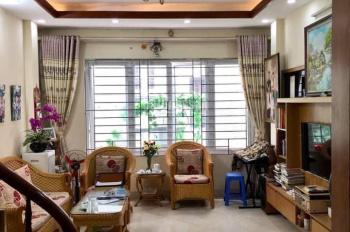 Hot Hot Hot Hoàng Mai  oto tránh  Kinh Doanh sầm uất 45m2 -  5 tầng  5.25 tỷ