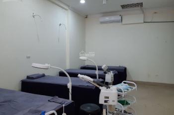 Sang nhượng cửa hàng spa thẩm mỹ DT 60 m2 mặt tiền 5 m KĐT Văn Quán Q.Hà Đông HN