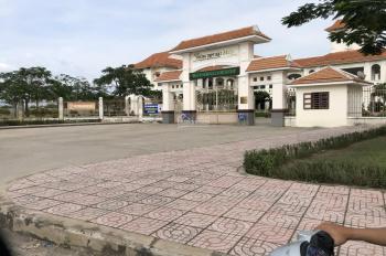 Đối diện trường cấp 3 Hậu Nghĩa sau bệnh viện Xuyên Á, thổ full, sổ riêng. Giá 650tr