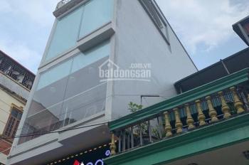 Bán gấp nhà đẹp, kinh doanh sầm uất giá 9,3 tỷ (dt 75m2x5T), nhà 2 mặt tiền phố Ao Sen, Hà Đông