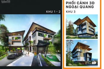 Căn hộ khách sạn - trung tâm TP. Đà Lạt - Cam kết báo đúng giá CĐT. LH: 0966090923