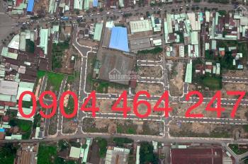 Đất nền ngã tư Miếu Ông Cù quy hoạch đẹp DT 60 - 72 - 100m2 sổ hồng riêng mặt tiền đường nhựa 9m