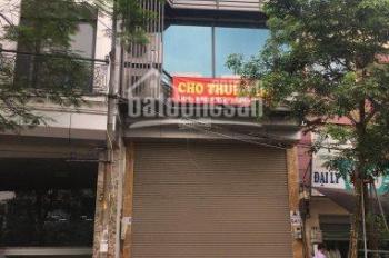 Tôi cần bán nhà mặt phố Vương Thừa Vũ 75m2 mặt tiền 5m, kinh doanh sầm uất.