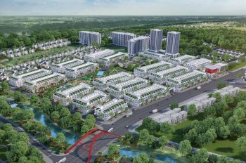 Khu dân cư quy hoạch 1/500 Tiến Lộc Garden, kết nối sân bay Long Thành, Hotline: 0934052809