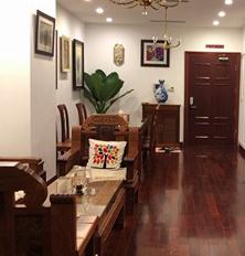 Chính chủ bán chung cư Vincom Bà Triệu, phòng 1708. LH 0903421293