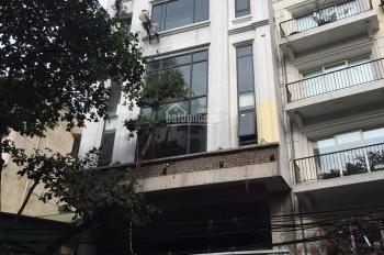 Cho thuê toà nhà mặt phố Thi Sách, quận Hai Bà Trưng, DT 300m2, xd 250m2 x 7 tầng + hầm, giá 650tr