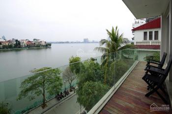 Bán nhà mặt Hồ Tây, phố Nguyễn Đình Thi, 5 tầng, DT 70m2, MT 6.5m