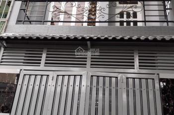 Nhà 1 lầu xây đẹp hẻm đường Tân Chánh Hiệp 07, P. Tân Chánh Hiệp, quận 12