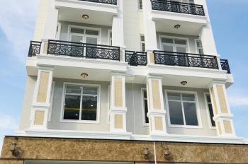 Chính chủ cần bán nhà đường Nguyễn Xí sau Vincom, 80m2 xây dựng đầy đủ, 4 tầng, 4 PN, 0797908866