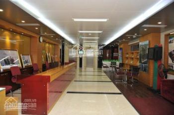 Cho thuê nhà mặt phố Ngô Thì Nhậm, DT 98m2 x 2 tầng, mặt tiền 4.3m, giá thuê 45tr/th, LH 0936030855