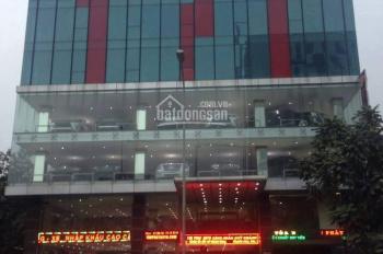 Bán tòa 8 tầng, lô góc, mặt phố Trần Đăng Ninh, Cầu Giấy. DT 350m2, mặt tiền 15m, giá 170 tỷ
