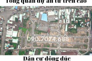 Bán đất Phú Hồng Thịnh - Phú Hồng Khang giá gốc CĐT, ngân hàng hỗ trợ, sổ riêng từng nền