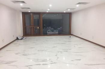 Cho thuê nhà mặt Phố Huế, DT 150m2 x 7 tầng, MT 5.2m, có tầng hầm, thang máy, vị trí đẹp 0936030855