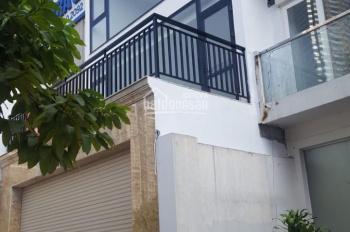 Nhà mặt phố Nguyễn Chánh 100m2, 4 tầng, MT 6m, sàn thông suốt