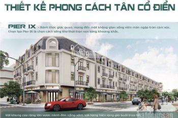 Chỉ 5.6 tỷ/căn đợt cuối Nhà phố Pier IX - Quận 12 giá chủ đầu tư. HT vay 70% - LH: 0909.678.794