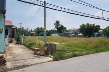 Cần bán gấp đất MT Tân Liễu gần chợ Hưng Long, Bình Chánh, 27x50m (nở hậu 40m) - 1725m2, giá 16tỷ