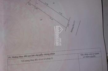 Bán đất trục đường 205, cách ngã tư Đông Tảo 100m