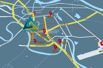 Chính thức nhận đặt chỗ đợt 2 dự án Việt Phát South City view Lạch Tray Riverside